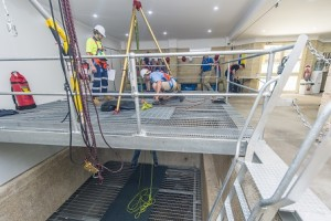 Confined space refresher training Sydney safety