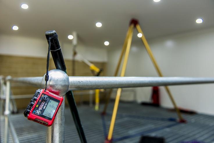 Gas Detection Training image