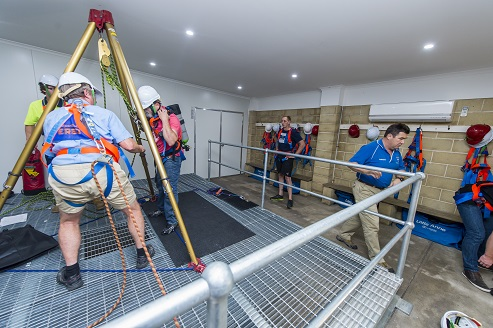 3 Day Sydney Water Course - Confined Space image
