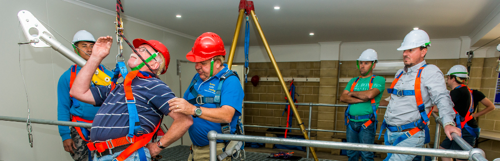 Working at heights courses