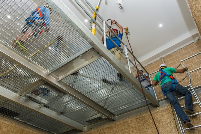 Safe Work at Heights - 1 Day Course image